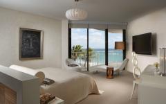 appartement de luxe chambre principale