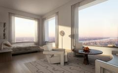 chambre vue panoramique manhattan