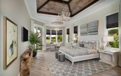 suite décoration design sobre élégant