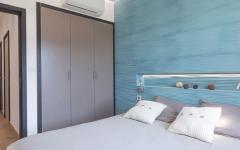 chambre à coucher villa location exotique luxe cassis cote d'azur