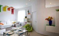 petit appartement de ville design jeune