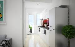 intérieur fonctionnel design scandinave appartement citadin