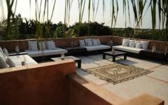 extérieur villa de luxe dakar