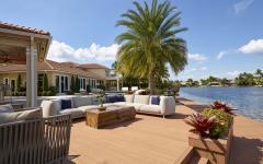 vacances exotiques Floride maison de luxe