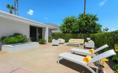 terrasse bain de soleil super