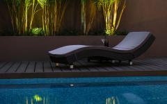 terrasse piscine outdoor luxe en bois