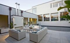 espaces outdoor maison d'architecte prestige