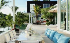 outdoor résidence secondaire vacances luxe phuket