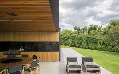 séjour ouvert belle demeure maison moderne