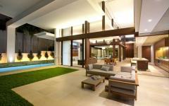 terrasse outdoor espace maison moderne
