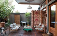 outdoor terrasse maison de ville adélaïde