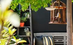 espace outdoor maison de ville