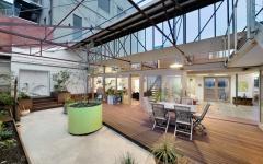 architecture rénovation loft industriel maison de ville citadine