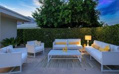 ambiance conviviale espace outdoor maison neuve