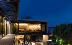 piscine de luxe outdoor extérieure maison de ville