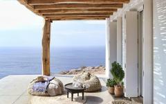 espace outdoor terrasse chic pergola