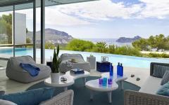 belle maison de vacances luxe ibiza