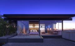 chambre sur le toit avec terrasse