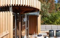 maison en bois insolite architecture résidentielle