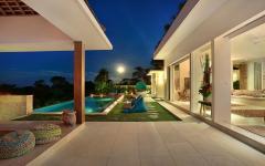 villa de luxe vacances exotiques