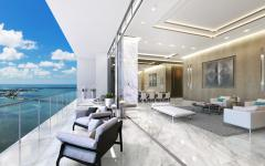 appartement-terrasse penthouse miami