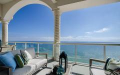 vue sur la mer appartement exotic