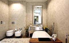 toilettes salle de bains unique maison de charme pologne