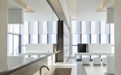 vestiaires ameublement luxueux immeuble de prestige