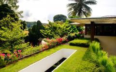 belle demeure ouverte architecture créative résidentielle