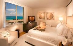 intérieur design moderne appartament vacances floride
