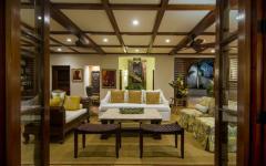 intérieur de location villa vacances exotiques