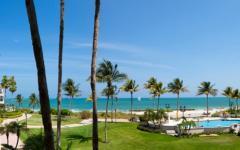 complexe exotique luxueux Miami beach