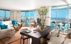 vue mer sur floride appartement vacances luxe