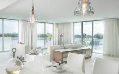 intérieur classe luxe appartement côtier