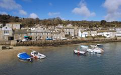village de pêcheurs pittoresque vacances