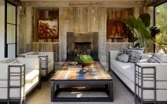 véranda sympa maison design d'architecte