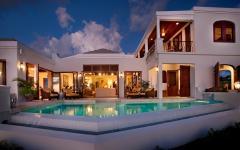 villa de luxe vacances caraïbes