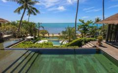 villa thaï de luxe à louer