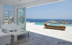 prestations de luxe villa de vacances Grèce