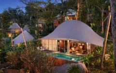 villa privative avec piscine phuket keemala