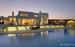 villa de location vacances en grece