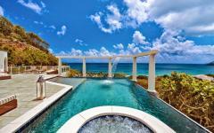 villa de luxe vacances exotiques saint martin