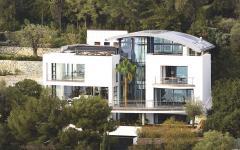 belle villa de standing à louer Saint-Jean Cap Ferrat