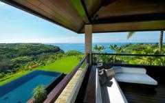 vue panoramique océan villa hawaii vacances de luxe