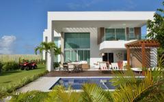 belle maison familiale au bord de la plage