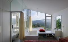 salle de bains vue unique