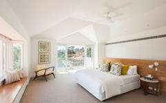 chambre double lit ameublement moderne