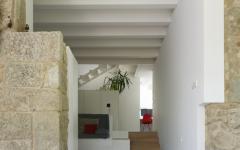 intérieur mixte ancienne moderne design
