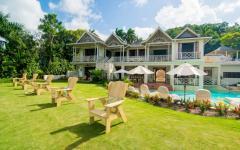 Jamaïque villa location de vacances luxe