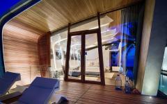 entrée villa de luxe Phuket Thaïlande
